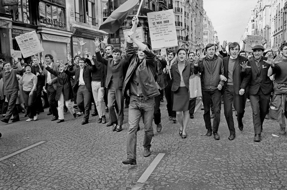 CN May 68 paris