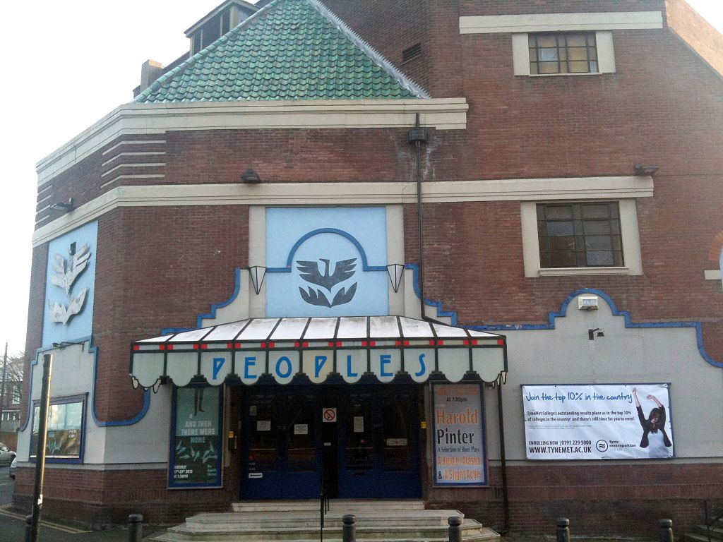RR Peoples Theatre Heaton Newcastle