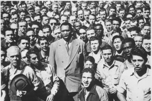 Paul Robeson: activist, communist and spokesperson for the oppressed of the earth