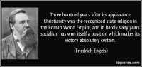 Engels and revolutionary religion