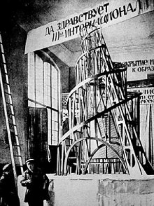 The Russian Revolution and Avant-Garde Architecture