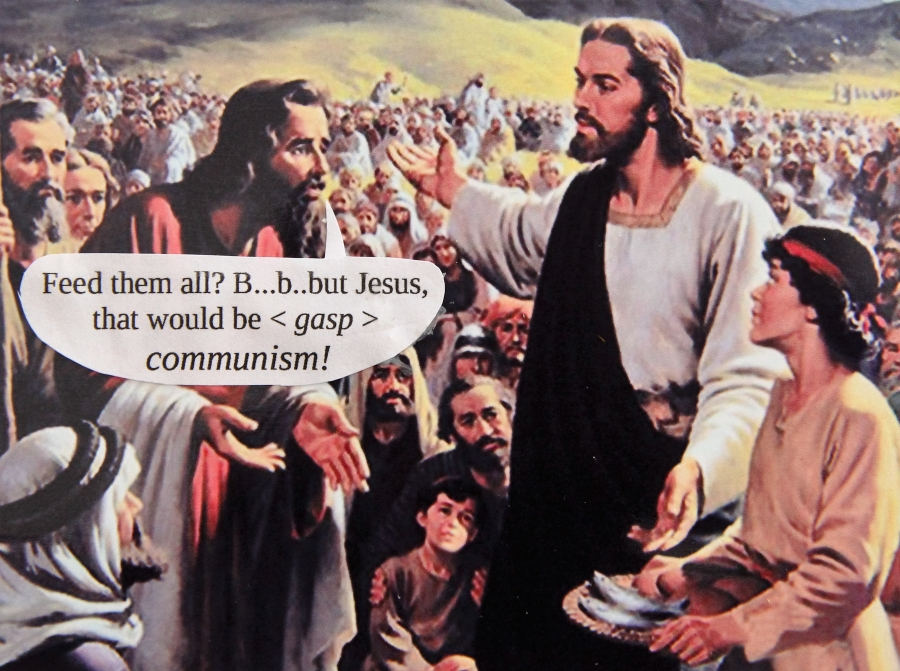 Jesus and Marx