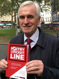 Poetry on the Picket Line: new anthology published