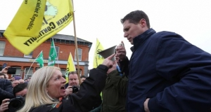 The Roscommon evictions: Leader of Irish Government Speaks Out Against Hyperbole