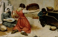 Gustave Courbet: the working class becomes the subject of art