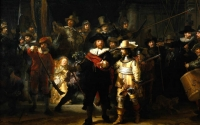 Rembrandt the outsider