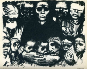 Never again war: the life and work of Käthe Kollwitz