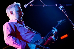 Billy Bragg on tour 2015