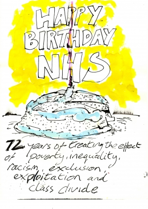 Happy birthday NHS
