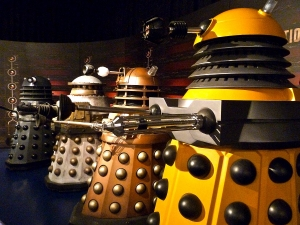 Reds Behind the Sofa: The Radical Politics of Doctor Who