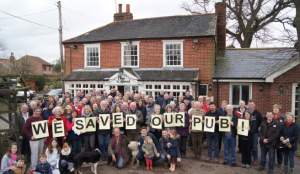 Co-operative, democratically run community pubs? The new Budget announcement